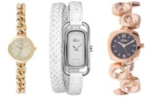 Damskie zegarki - przydatne dodatki w roli biżuterii