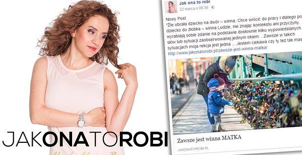 """""""Dziecko jest chore - to wina matki"""". Czemu Polacy prawie nigdy nie obwiniają ojców? [OKIEM BLOGERA]"""