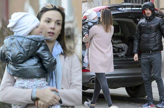 Zdjęcie numer 0 w galerii - Paulina Krupińska wciąż nie potwierdziła plotek o ciąży. Już nie musi. Na nowych zdjęciach wyraźnie widać brzuch!