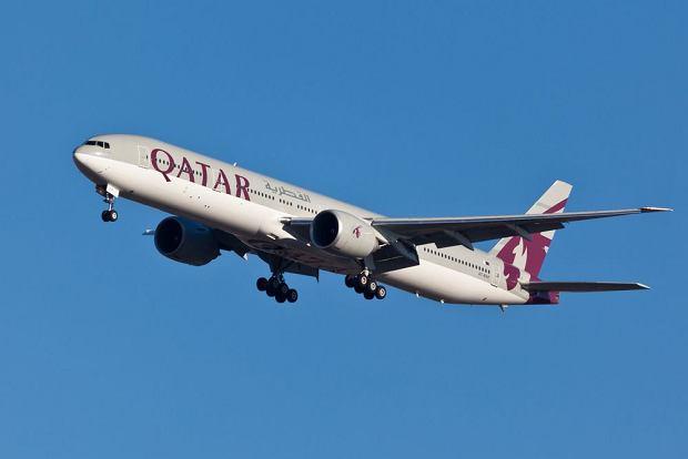 Nie umiemy się zachować w samolotach Qatar Airways. Ambasada Polski w Katarze oficjalnie ostrzega Polaków