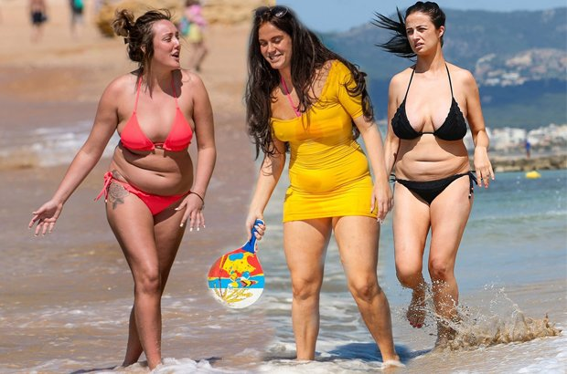 Charlotte Crosby, Vicky Pattison, Chantelle Houghton