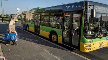 Autobus w Poznaniu