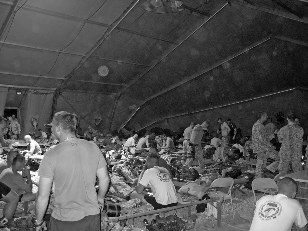 Żołnierze w Afganistanie (fot. mat. prasowe)