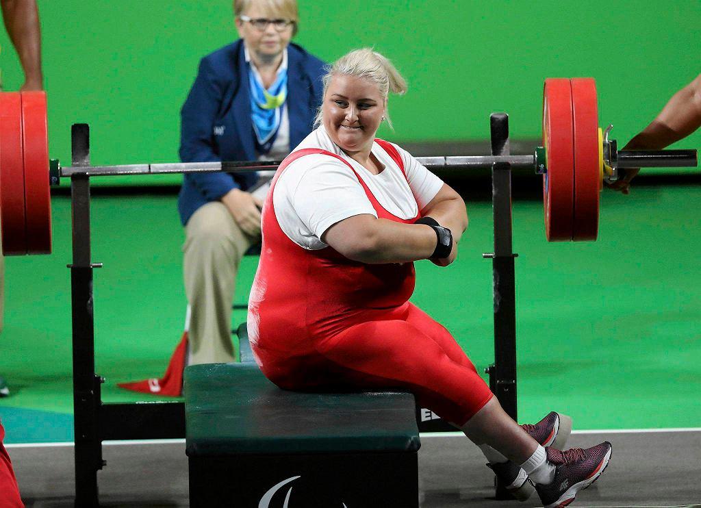 Zdjęcie numer 3 w galerii - Igrzyska paraolimpijskie w Rio. Marzena Zięba: medal, który przyśnił się kilka razy