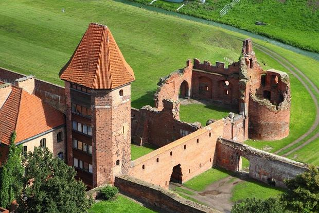 fot. Zamek w Malborku / shutterstock