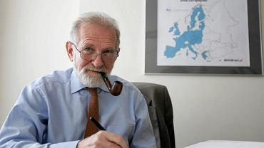 Prof. Bronisław Geremek