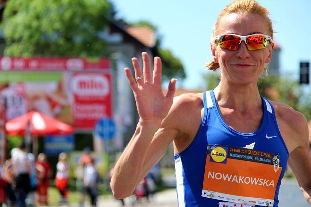 Dominika Nowakowska, Bieg Lwa 2015