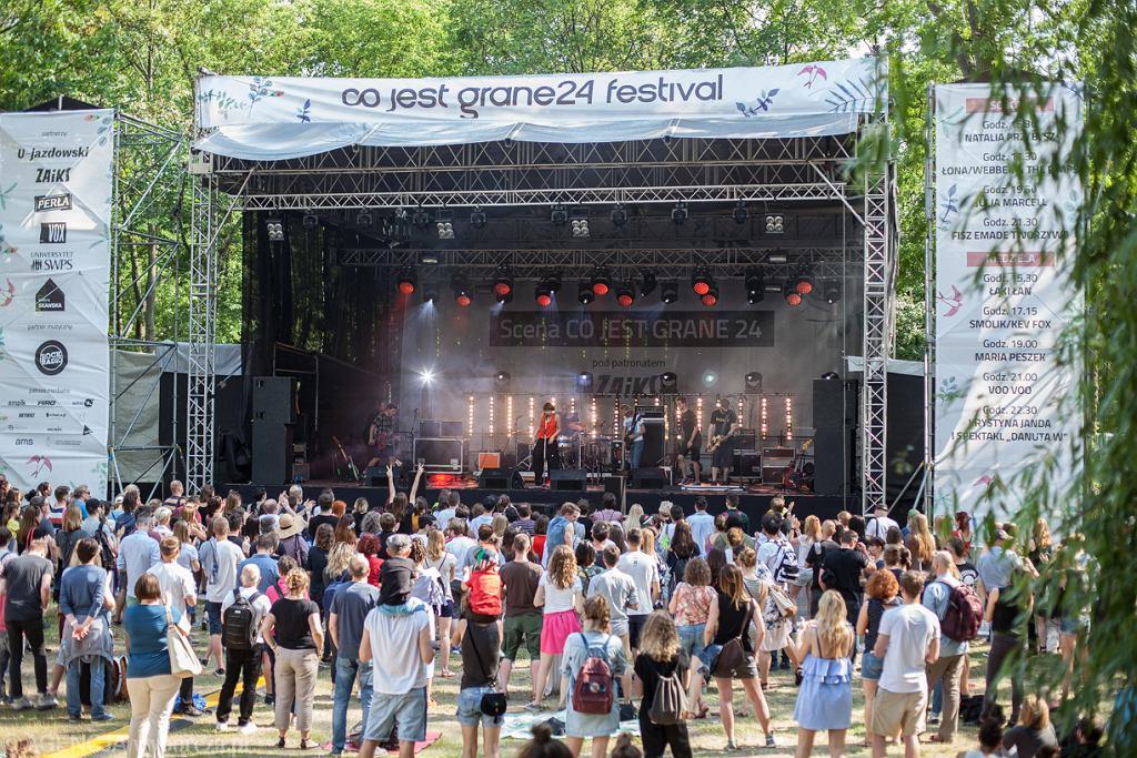 Co Jest Grane 24 Festival / Dawid Żuchowicz