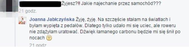 Komentarz z Facebook.com/airbikewilanow