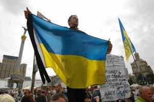 Dzia�acze Majdanu przedstawi� Poroszence projekt ustawy lustracyjnej