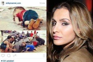 """Sara Boruc namawia do pomocy uchod�com. Ostra dyskusja z internautami. """"Ograniczenie, g�upota"""""""