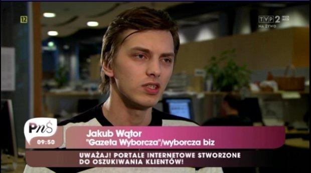 Jakub Wątor w