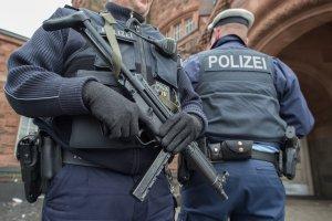 Niemiecka policja zatrzyma�a dw�ch m�czyzn w zwi�zku z zamachami w Brukseli