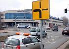 Kierowcy nie wiedz�, co jest wa�niejsze na Stradomiu - znak czy sygnalizacja