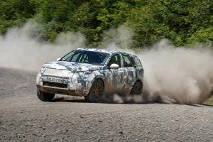 Wideo | Ostatnie testy Land Rovera Discovery Sport