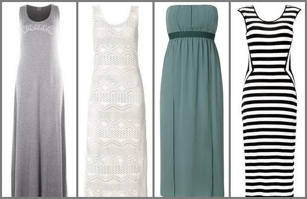 Wygodnie wiosną - sukienki maxi