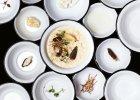 Kremowe risotto ze smardzami faszerowanymi mi�sem perliczki