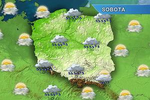 Silne opady na południowym zachodzie Polski [PROGNOZA]