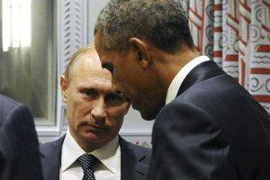 Po rozmowie Obama-Putin: prezydenci por�nieni. Putin nie wyklucza przy��czenia si� Rosji do nalot�w