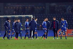 Piłkarze Ruchu Chorzów odmówili wyjścia na trening