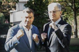 Dariusz Michalczewski spotka się w ringu z... prezydentem Poznania