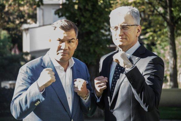 Dariusz Michalczewski spotka si� w ringu z... prezydentem Poznania