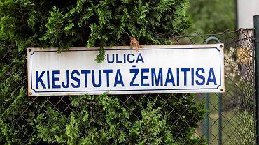 Ul. Kiejstuta Żemaitisa