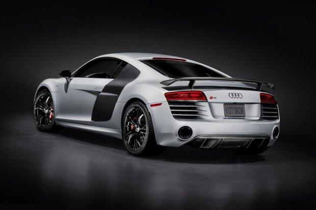 Salon Los Angeles 2014 | Audi R8 Competition | Jeszcze wi�cej mocy