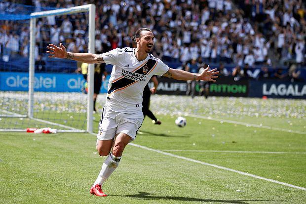 Zlatan Ibrahimović zrobił show w amerykańskiej telewizji