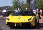 Tuning | Pierwsze Ferrari 488 z wydechem Akrapovic