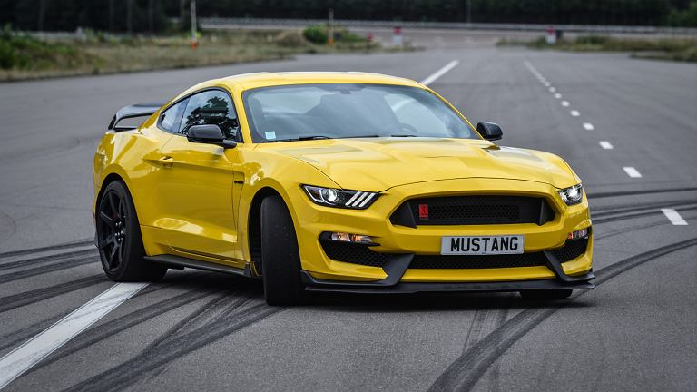 Ford Mustang Shelby GT350R