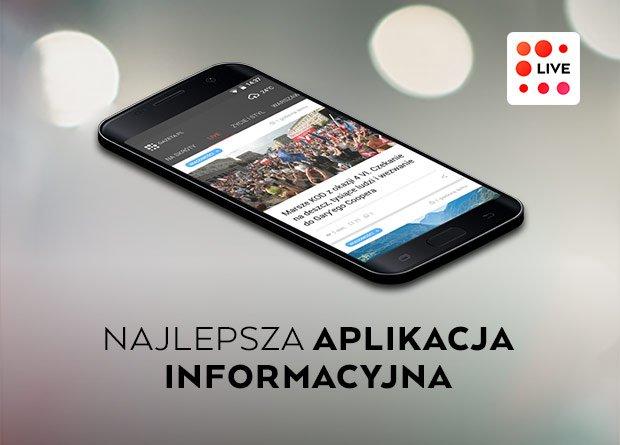Nie lubimy się chwalić. Ale tym razem po prostu musimy. Gazeta.pl LIVE - nasza nowa aplikacja mobilna na Androida