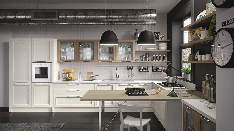 Projektując kuchnię przede wszystkim myśl o swojej wygodzie, ładny wygląd niech będzie dodatkową jej zaletą.