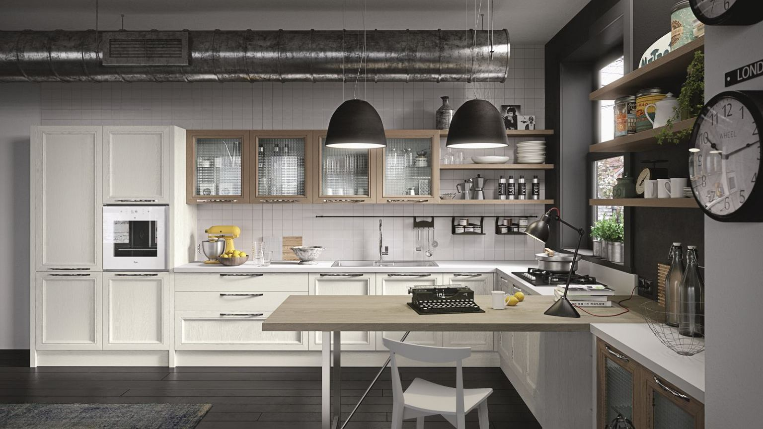 Jak dobrze zaprojektowa i urz dzi kuchni - Aran cucine forum ...