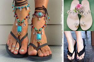 Najmodniejsze klapki na lato - modnie i komfortowo