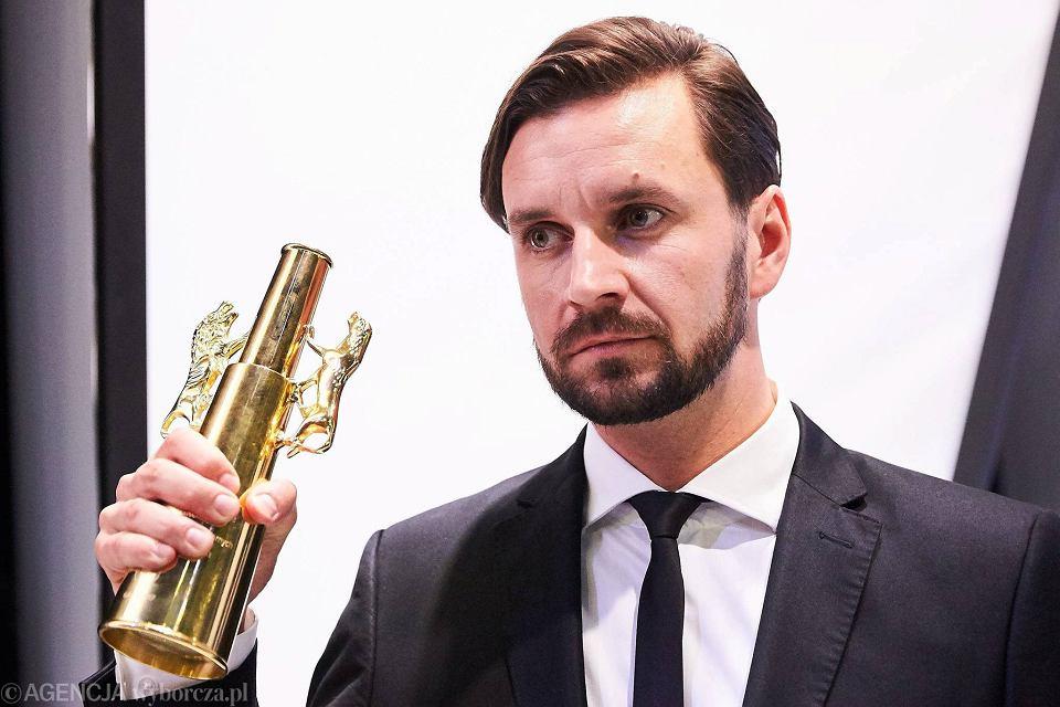 Reżyser Piotr Domalewski - zdobywca Złotych Lwów za film 'Cicha noc'