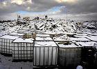 Prokuratura: Gang sk�adowa� nielegalne odpady. Zagro�enie dla �ycia ludzi