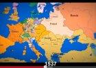 Gdzie Rzym, a gdzie Krym? Nowy hit internetu: 1000 lat zmieniaj�cych si� granic w Europie w 3 minuty [WIDEO]
