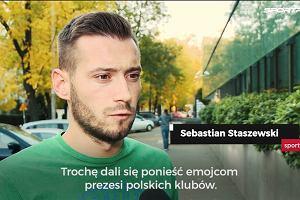 Ekstraklasa. Karuzela trenerska kręci się coraz szybciej