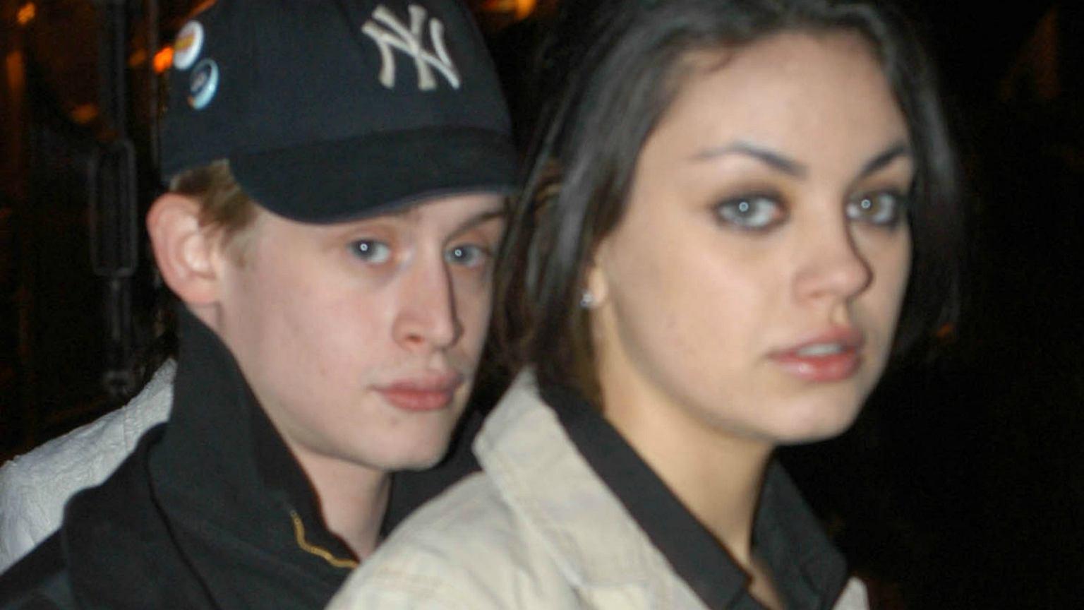 Mila Kunis i Macaulay Culkin byli parą 9 lat. Tak szczerze jeszcze o nim nie ...