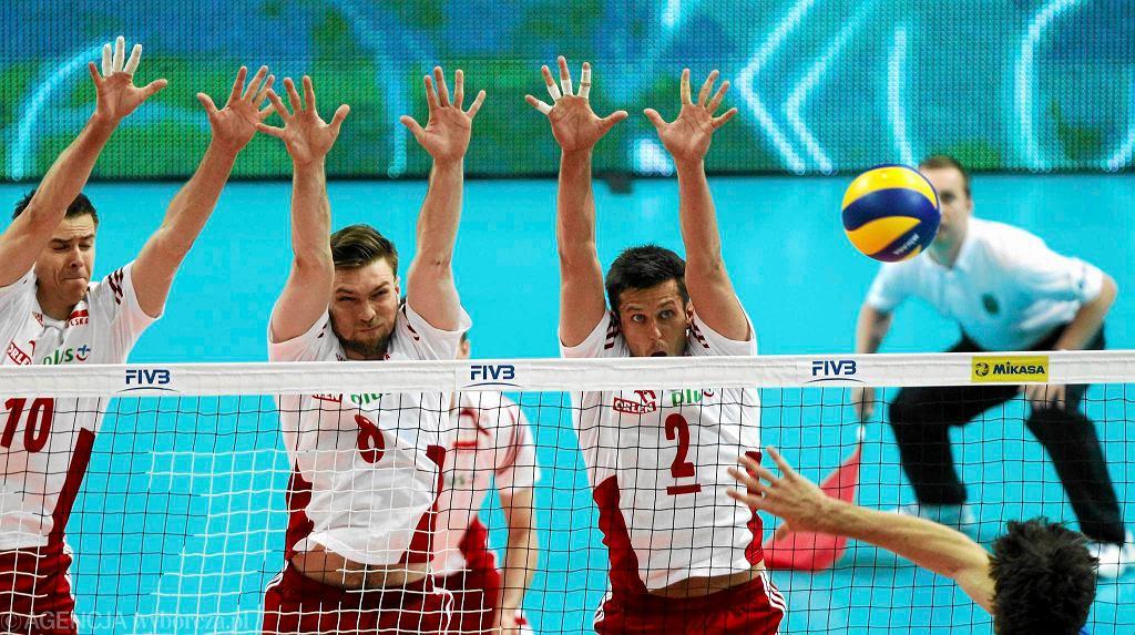 Mariusz Wlazły, Andrzej Wrona i Michał Winiarski