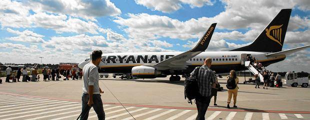 Czy Lublinek zostanie baz� dla Ryanaira?
