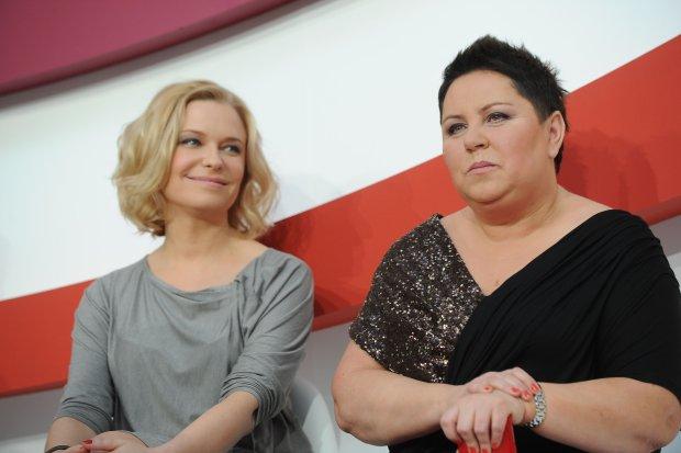 Paulina Młynarska i Dorota Wellman