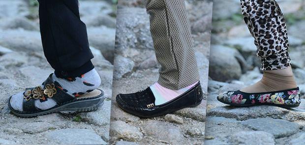 W takich butach niektórzy Polacy wybierają się w Tatry