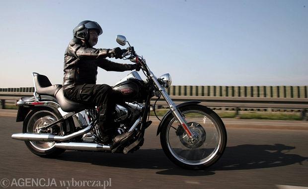 Harley-Davidson proponuje prac� marze�