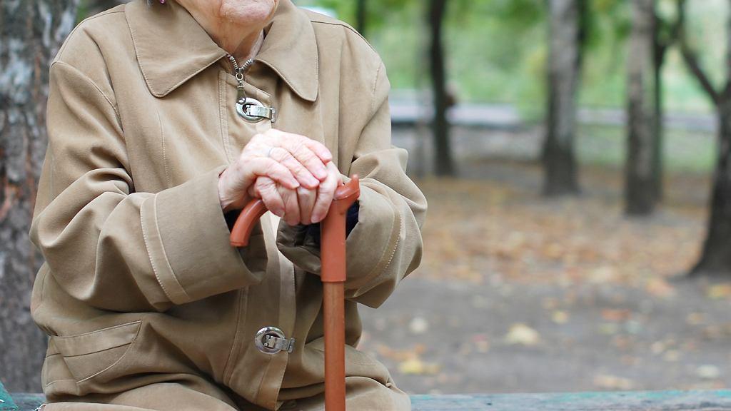 81-letnia kobieta błąkała się po Warszawie przez 4 dni