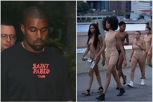 Niezadowoleni goście, mdlejące modelki, połamane obcasy. Pokaz Kanye Westa to porażka?
