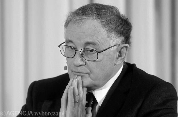 Zmarł Wiktor Osiatyński