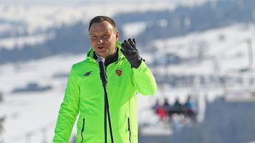 Prezydent Andrzej Duda otworzył VII Bieg bez granic z Witowa do słowackich Orawic
