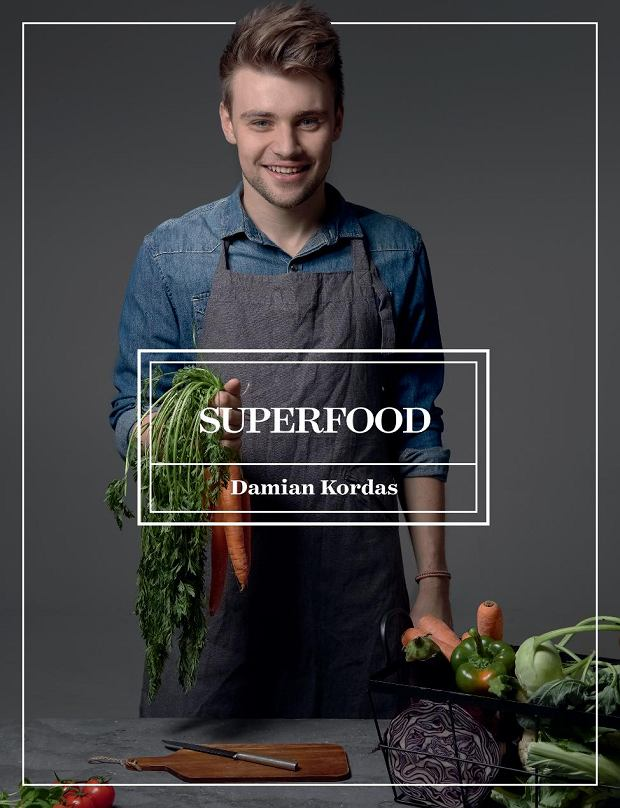'SUPERFOOD' Damian Kordas